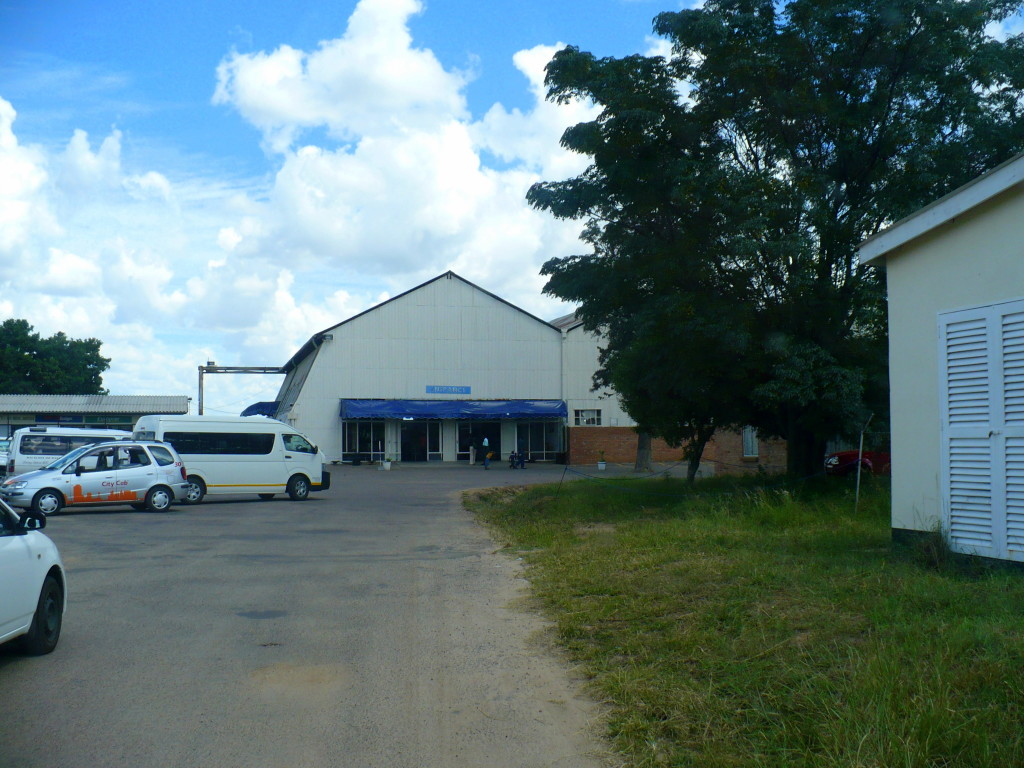 Bulawayo International Airport