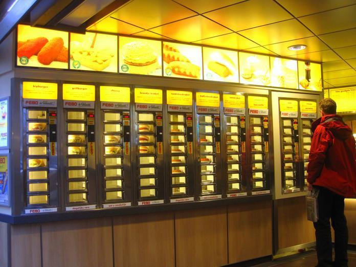 febo vending machine for sale
