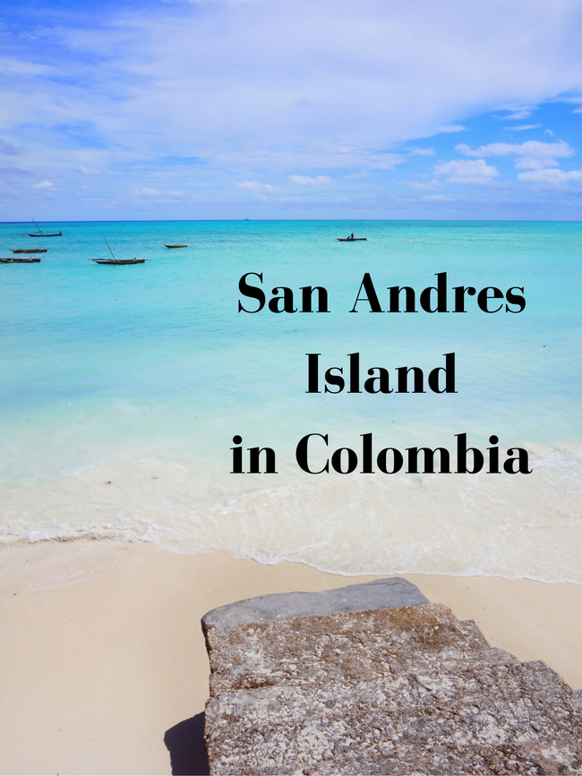 Guide to San Andres in Colombia