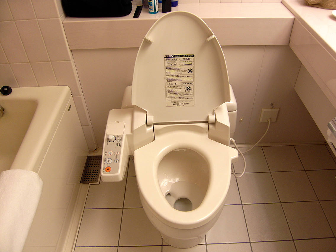 First Time In Tokyo Surprises  Disappointments Anna Everywhere - Toto japanese toilet seat