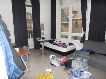 My University accommodation