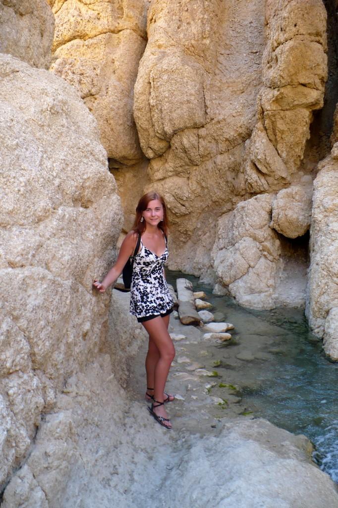 Beautiful oasis in Tunisia!