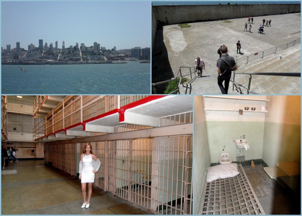 Alcatraz trip from San Francisco
