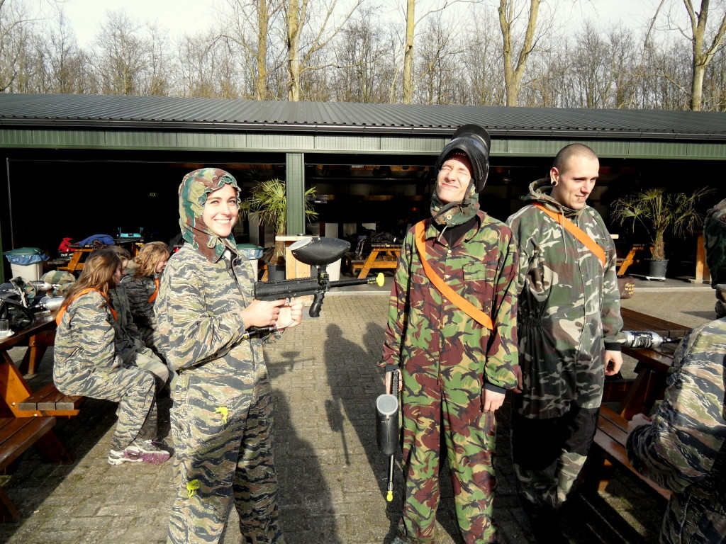 paintball Amsterdam