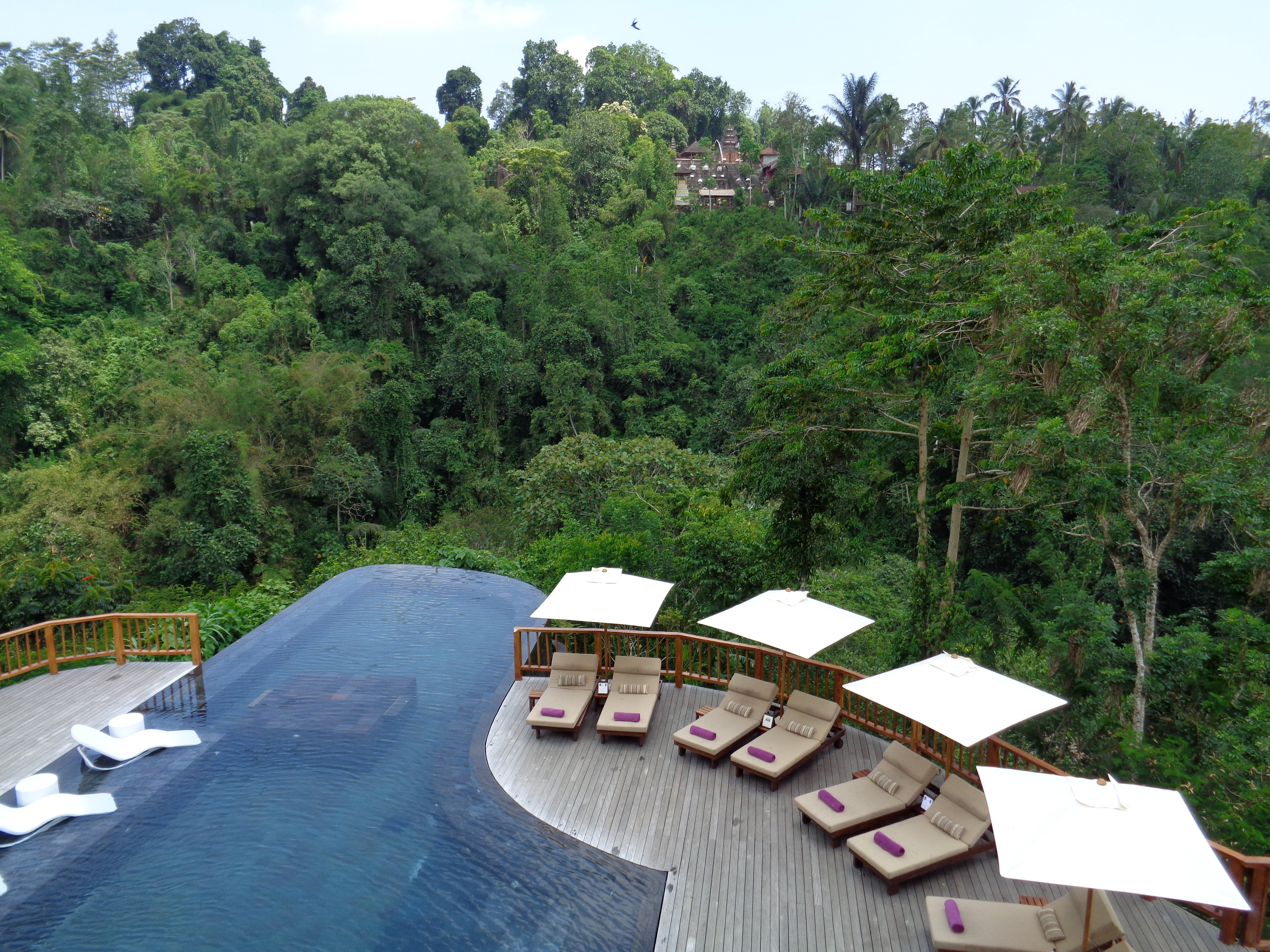 Hanging Gardens Ubud hotel review Anna Everywhere