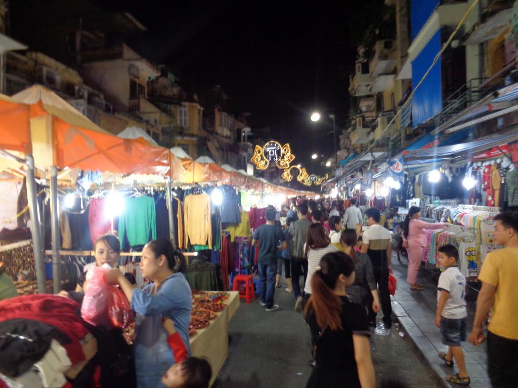 Hanoi Nightmarket