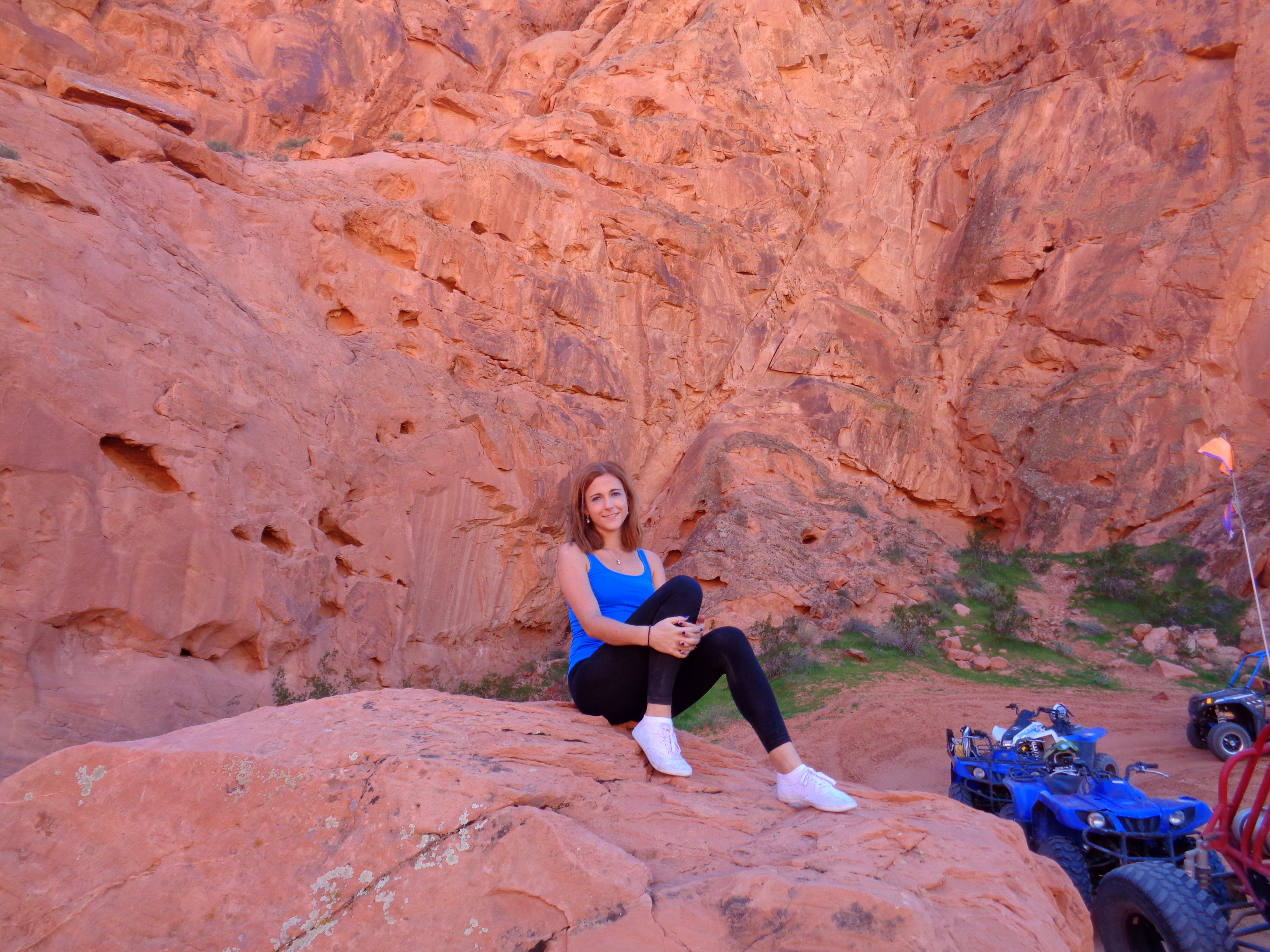 Valley Of Fire Atv Tour Day Trip From Las Vegas Anna Everywhere