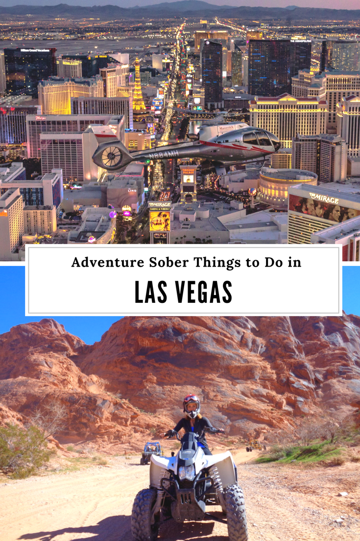 Sober Things to Do in Las Vegas