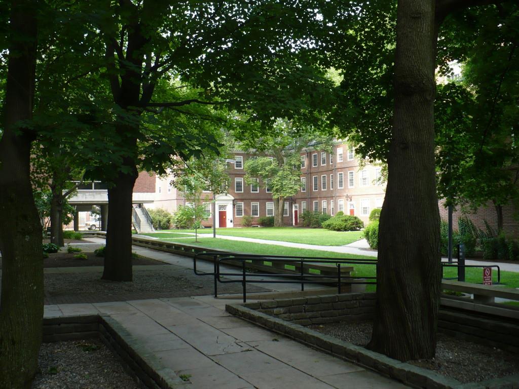 Quincy yard
