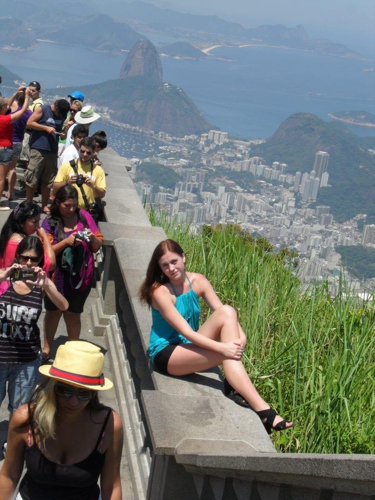 In Rio de Janeiro in February 2012!