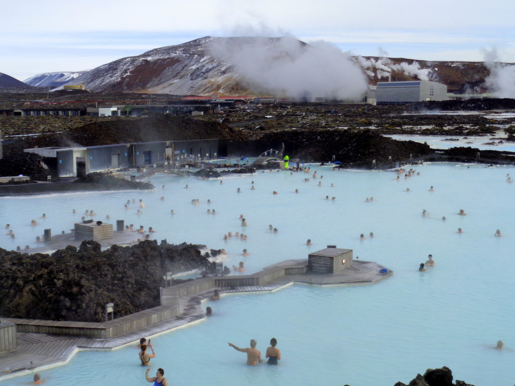 The Blue Lagoon Spa