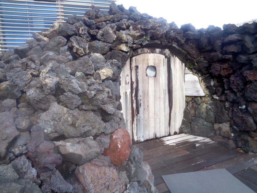 Cute sauna