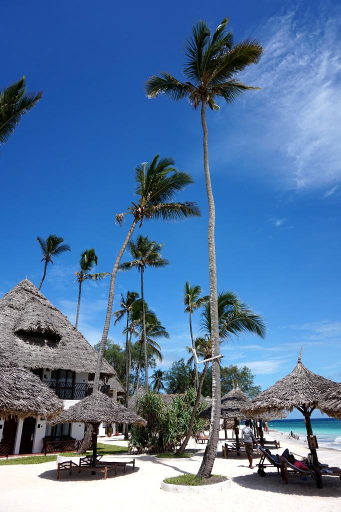 Nungwi in Zanzibar