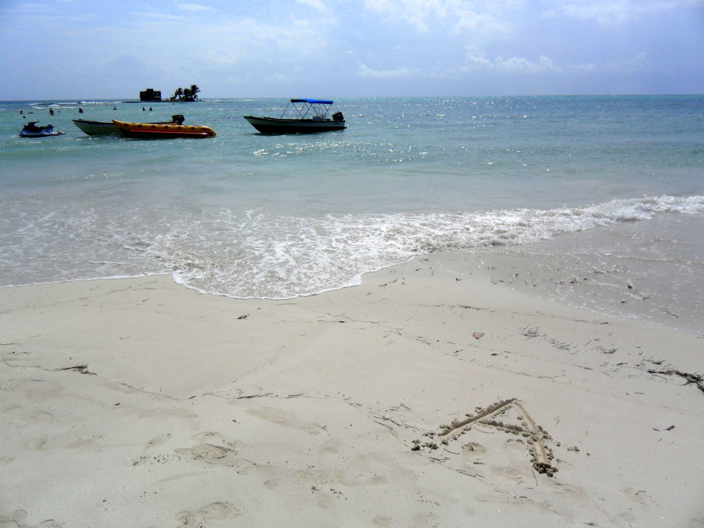 san andres colombia beach