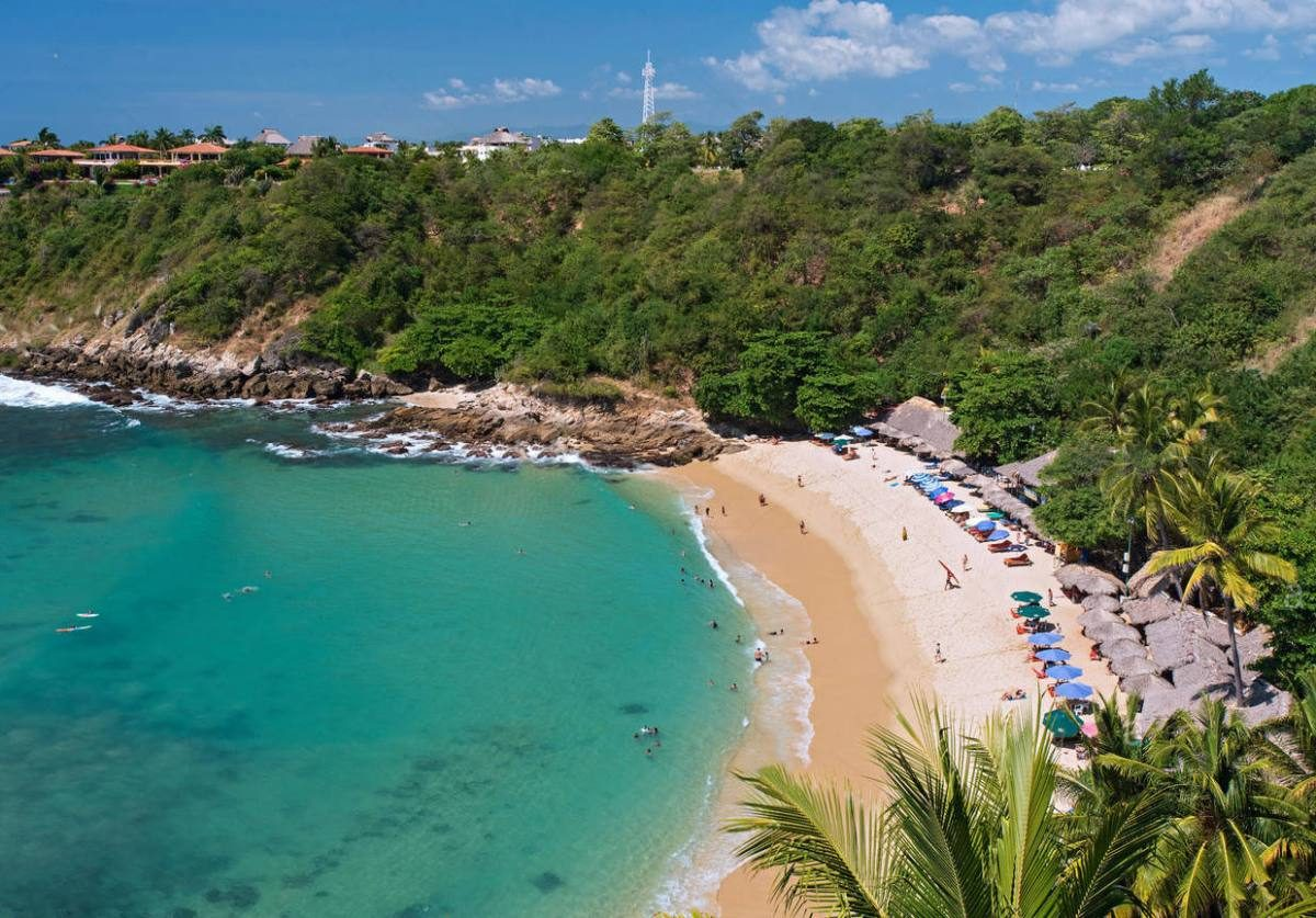 top beaches in mexico