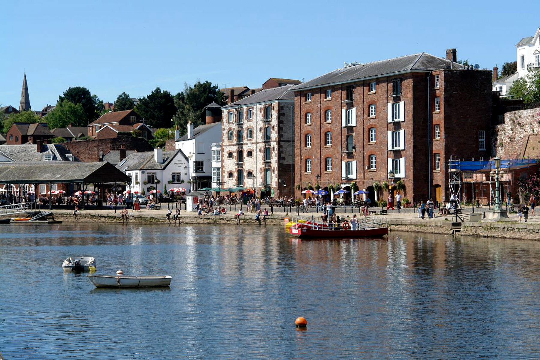 Restaurants Near Exeter Cathederal