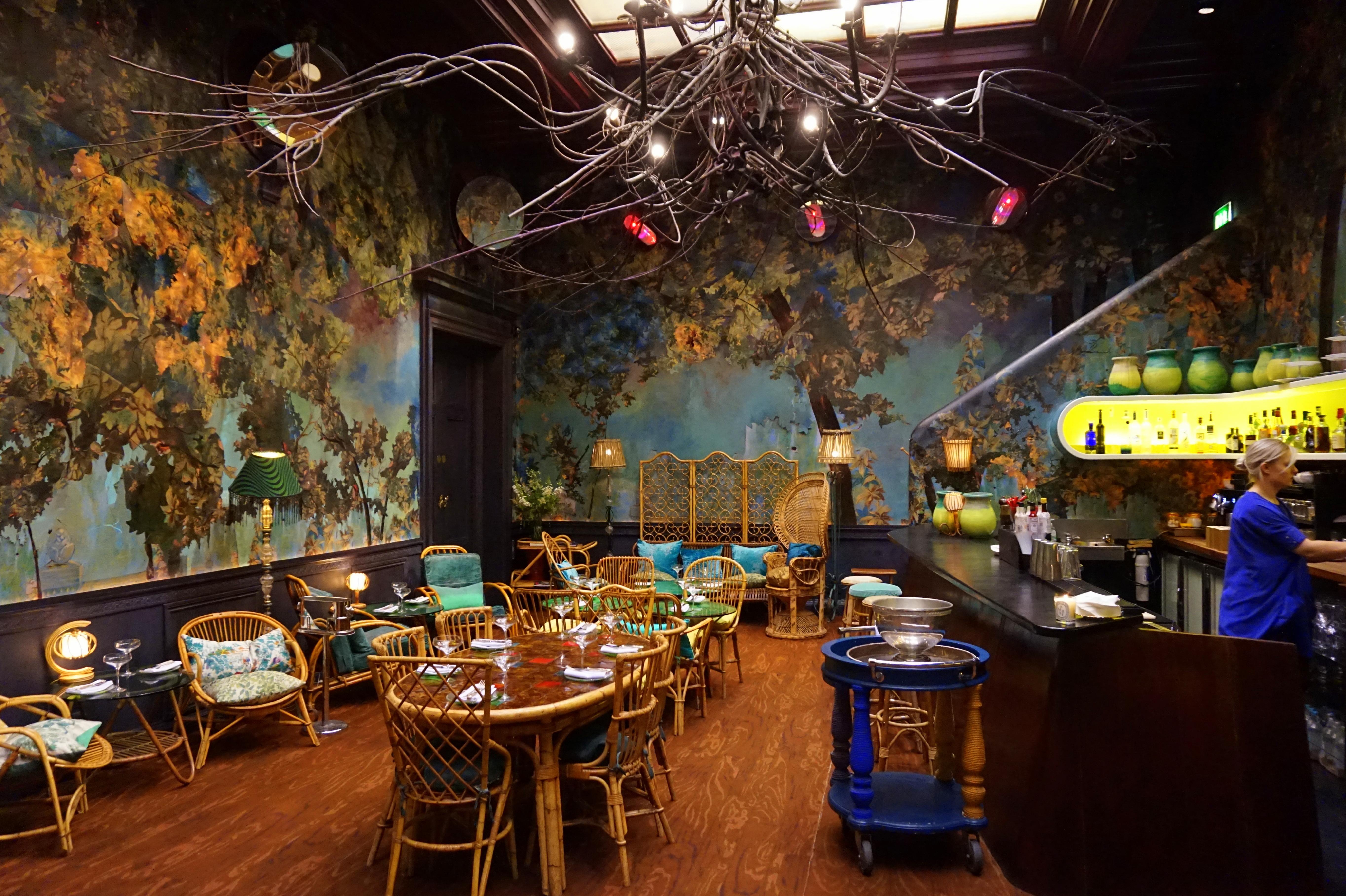 london cool places unusual eat egg restaurant annaeverywhere