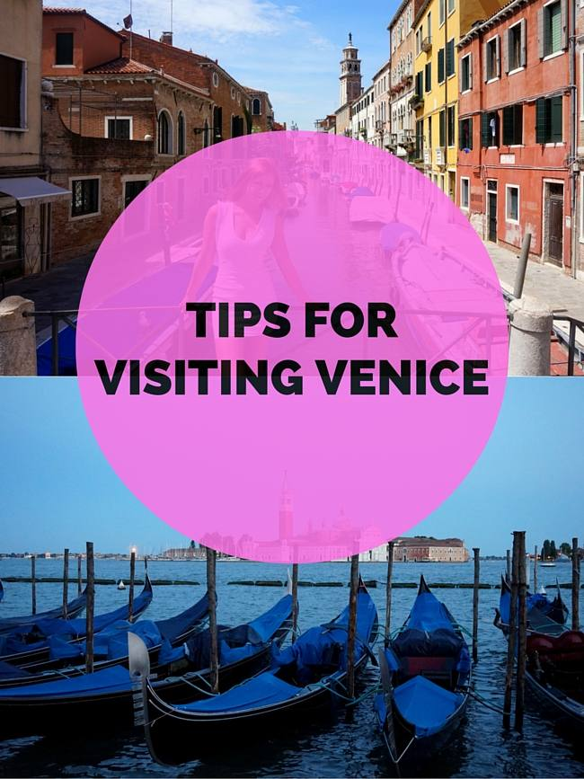 Tips for Visiting Venice