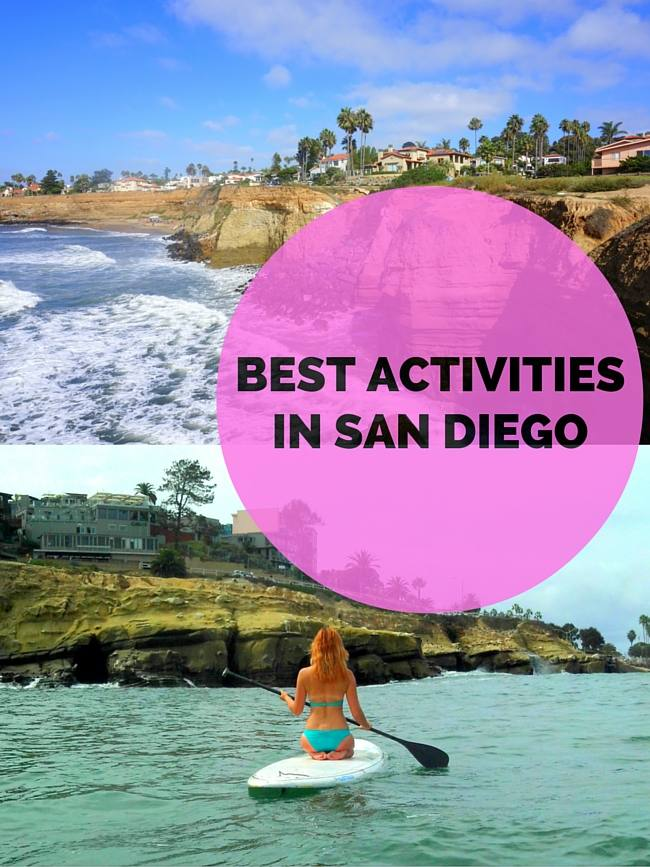 Best Activities in San Diego in 2 Days