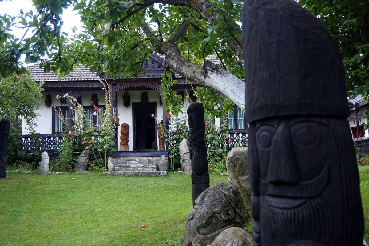 Neculai Popa museum