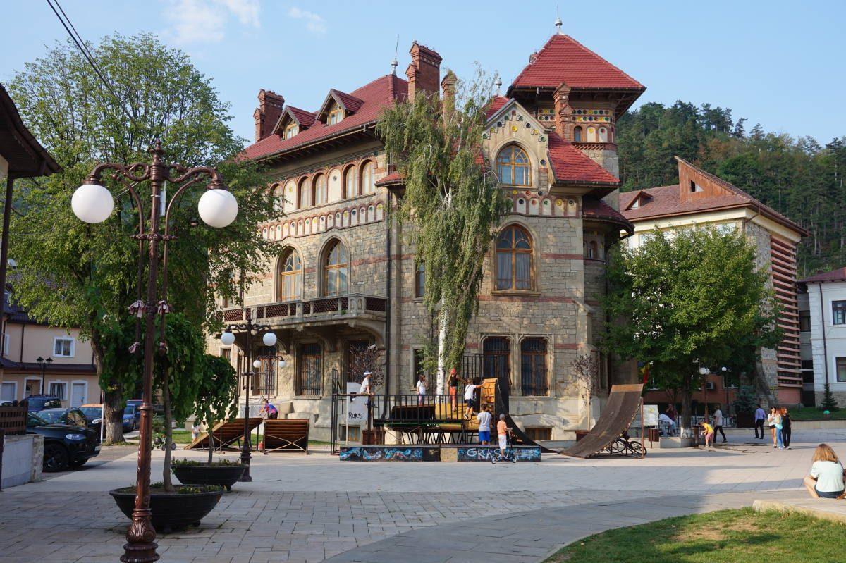 Piatra Neamt town