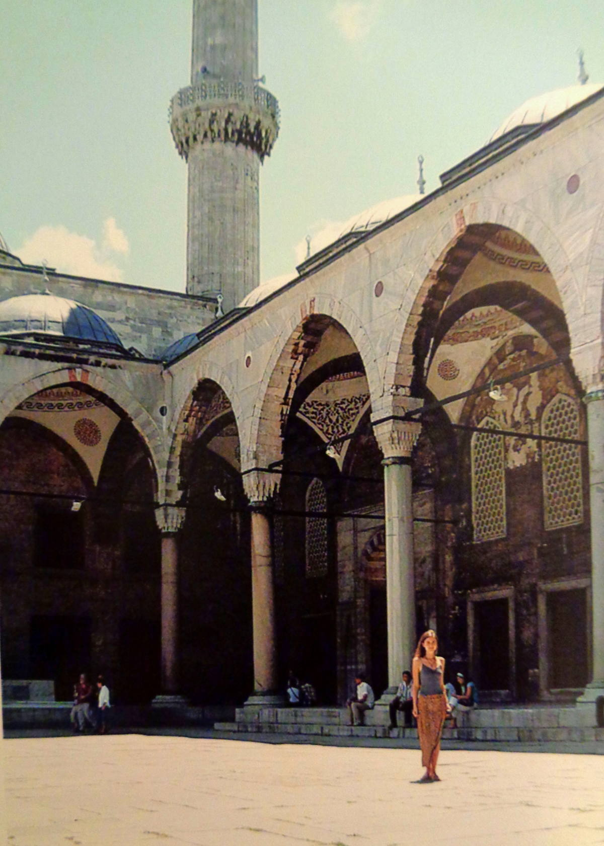 My last visit to Istambul - 2006