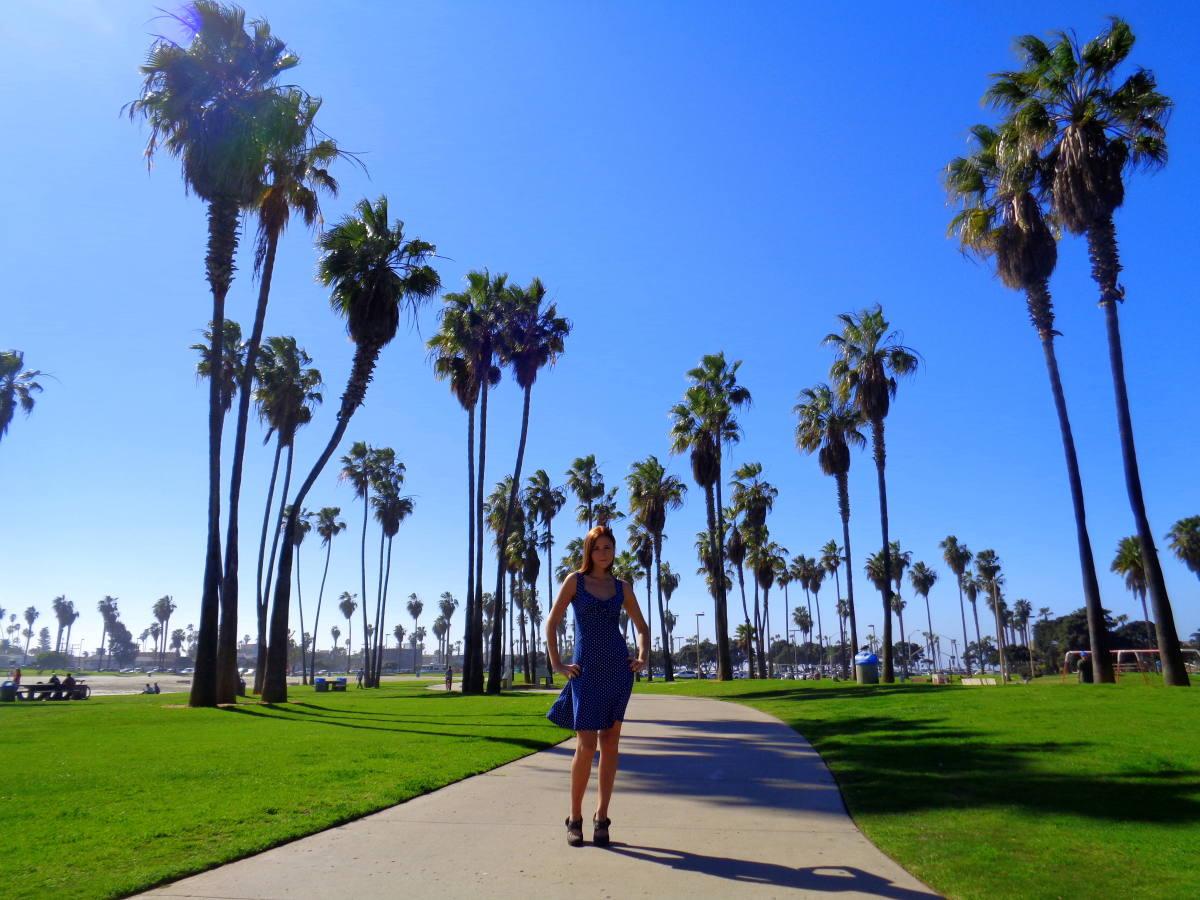 California looks pretty in photos