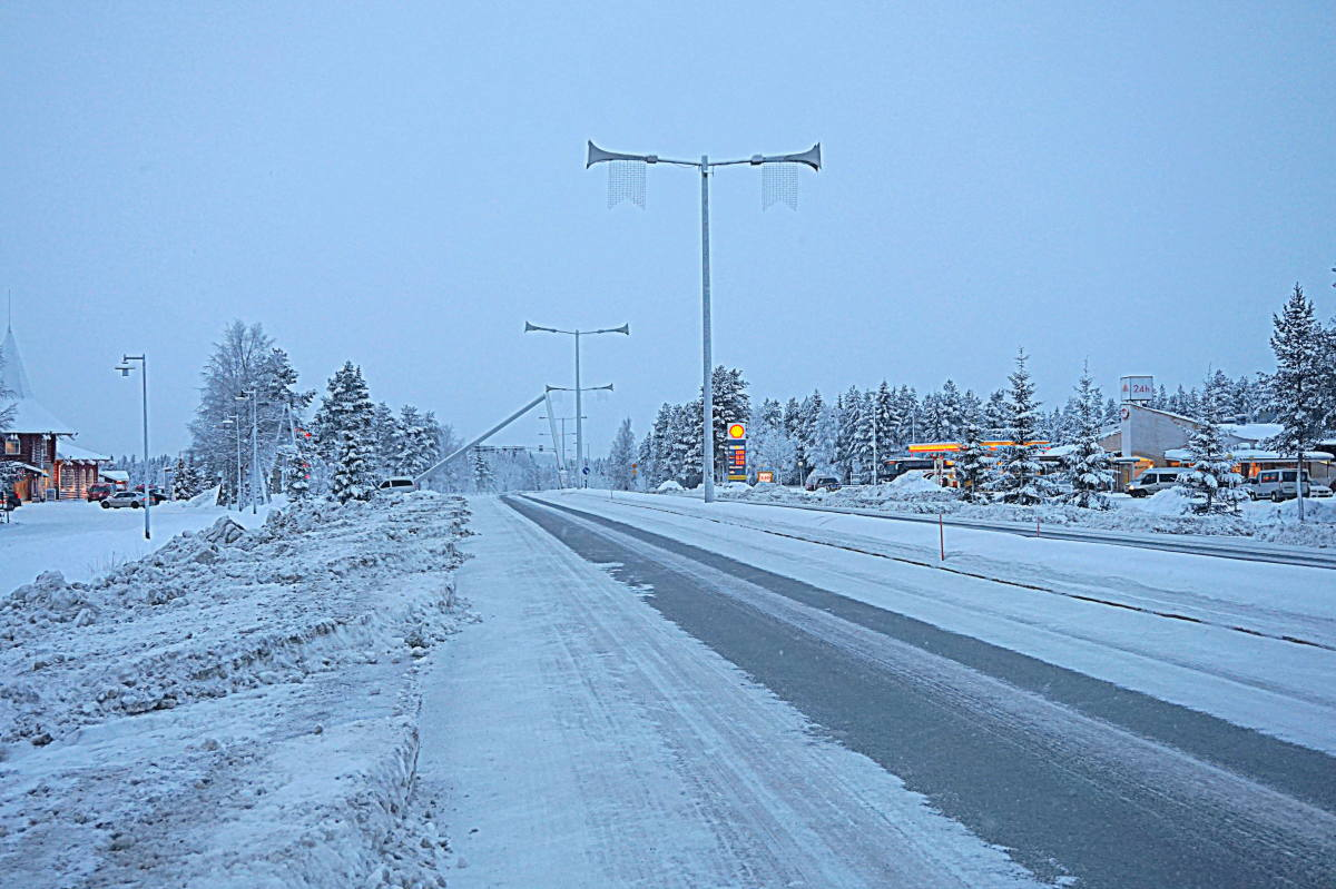 Winter Getaway to Rovaniemi