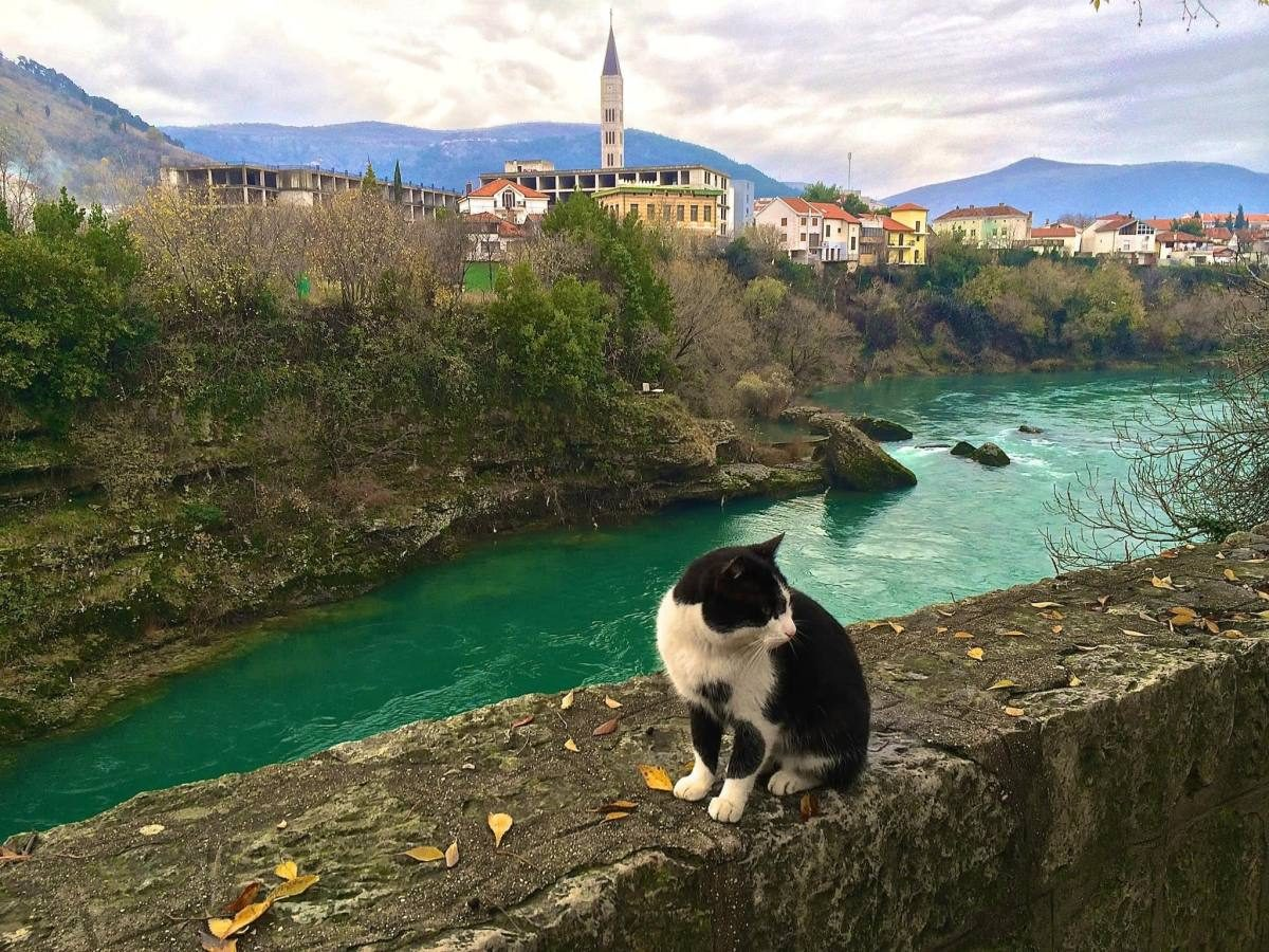 Flirting with the Globe - Mostar