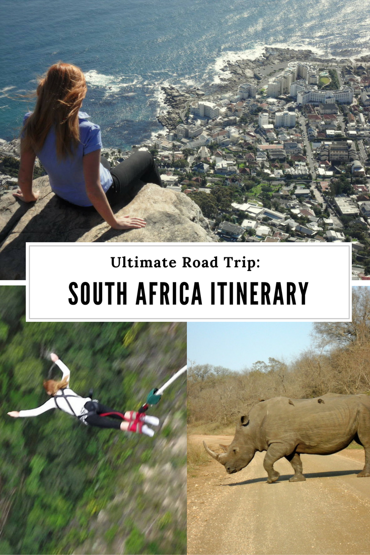 Ultimate South Africa Travel Itinerary
