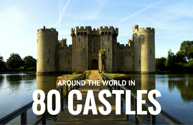 Around the World in 80 Castles