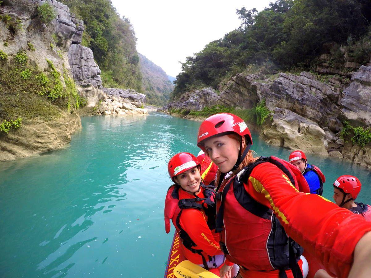 Huasteca Potosina rafting