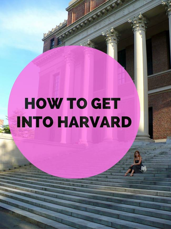 How to Get into Harvard as a Foreign Student