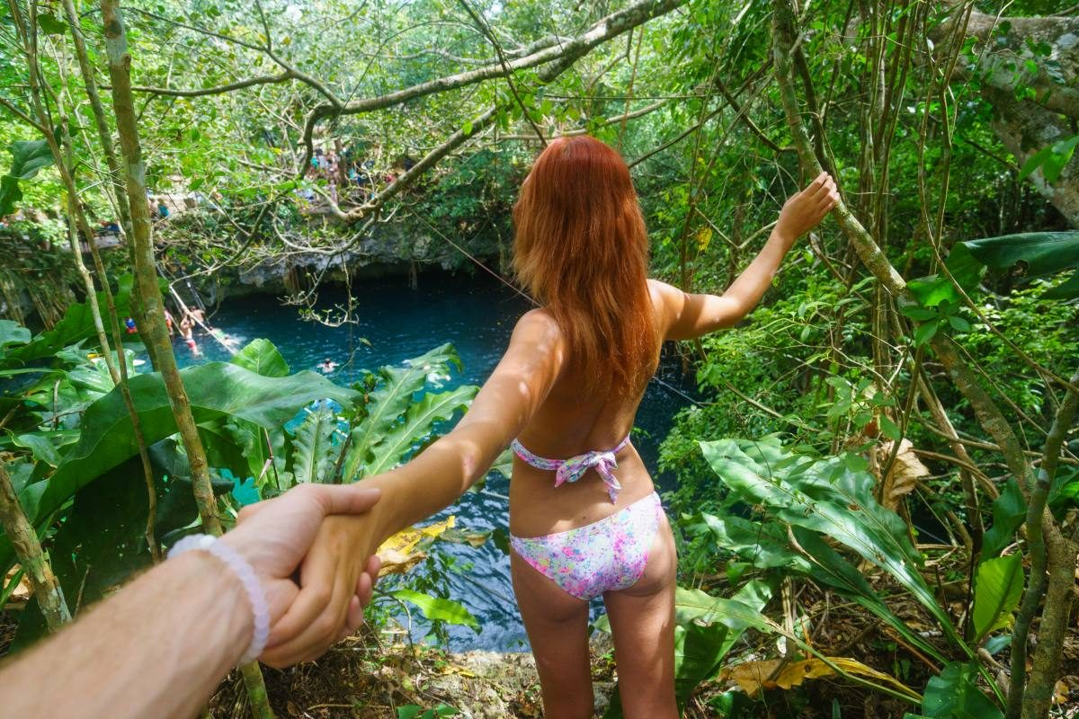best cenotes Mexico