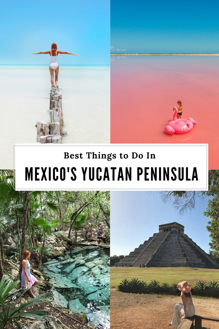 Worksheet. Things to Do in Yucatan Peninsula in Mexico  Anna Everywhere