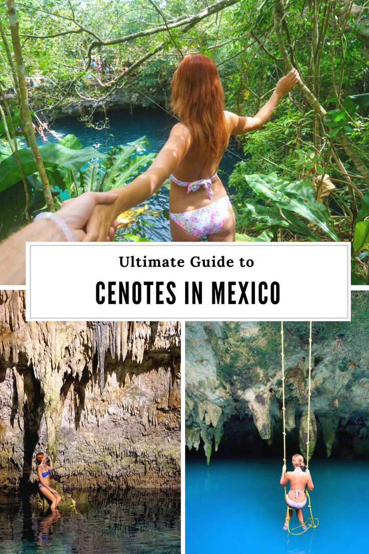 Ultimate Guide to Cenotes in Mexico