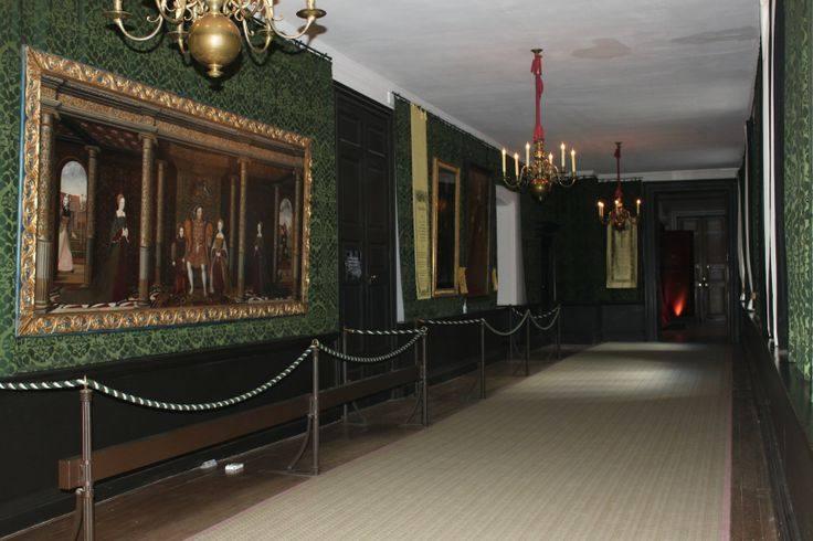 Haunted gallery.