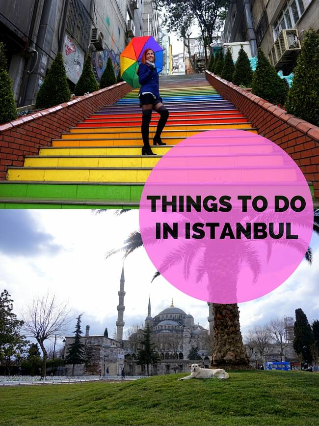 Best Things to Do in Istanbul, Turkey