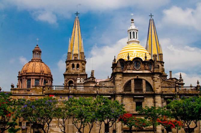 Guadalajara Cathedral-2