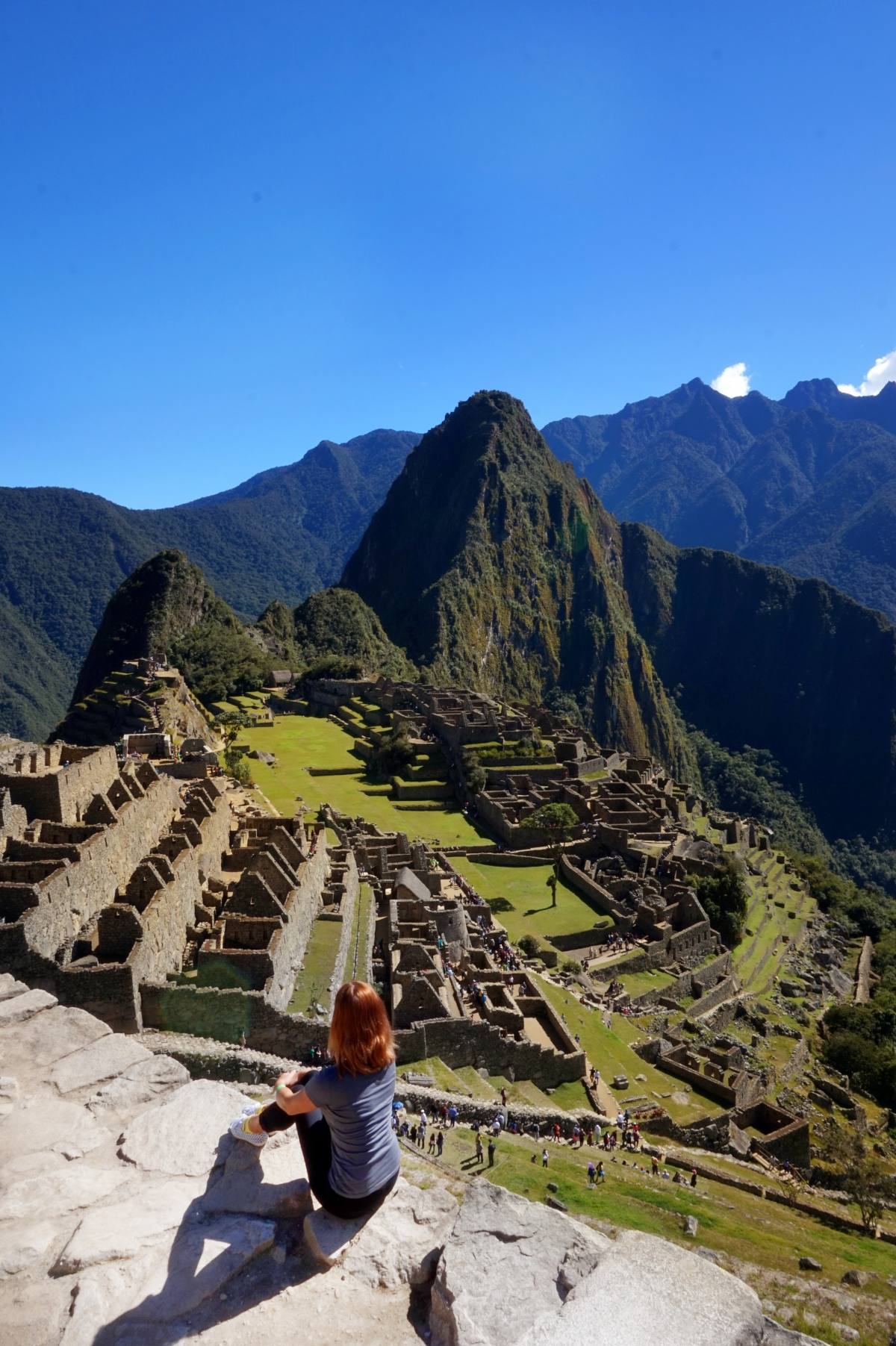 tickets to Machu Picchu