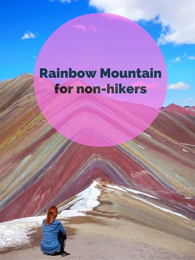 Tips for Hiking Rainbow Mountain: Day Trip