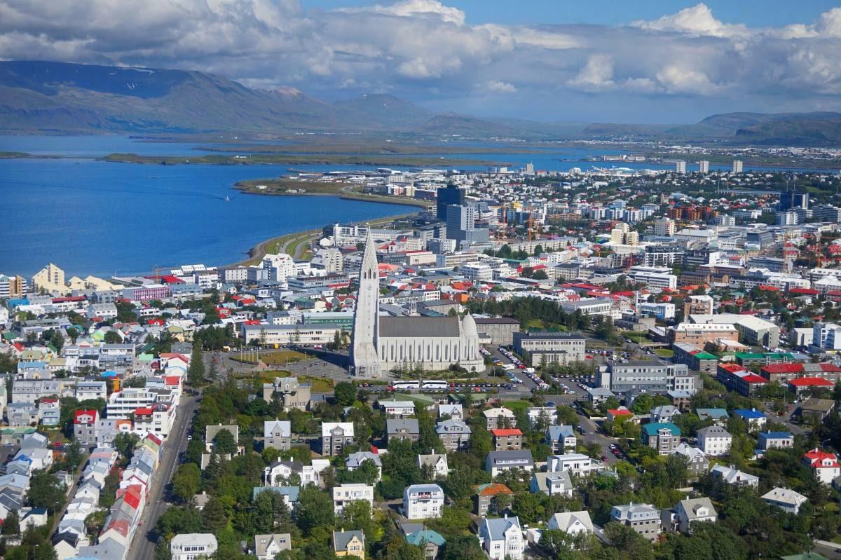 layover Reykjavik