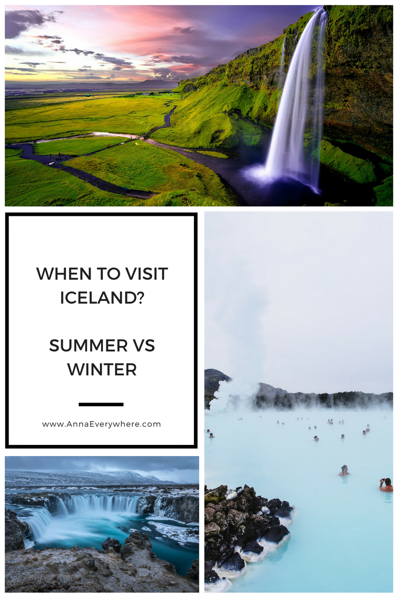 When to Visit Iceland - Summer or Winter