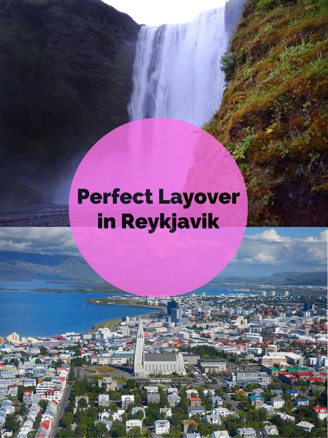 Layover in Reykjavik