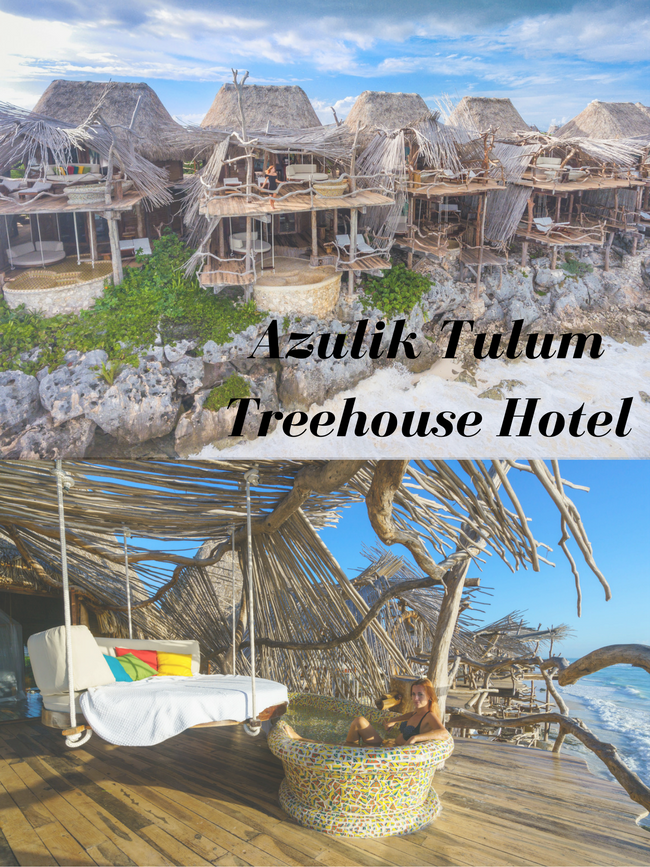 Azulik Tulum - Treehouse Hotel Review