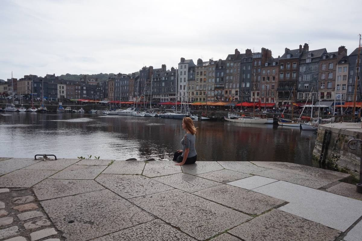 Honfleur trip from Paris