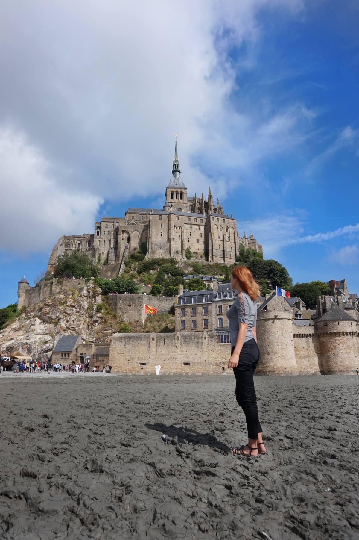 Mont St Michel from Paris