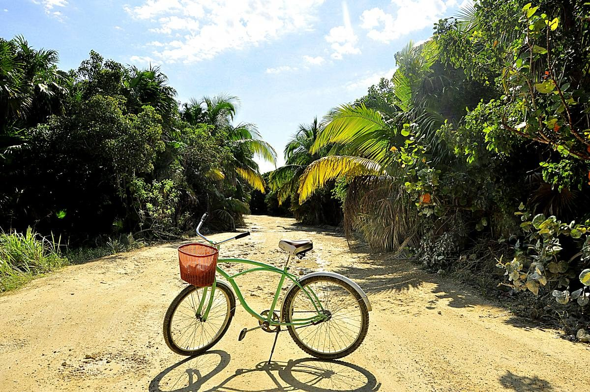 bicycles tulum