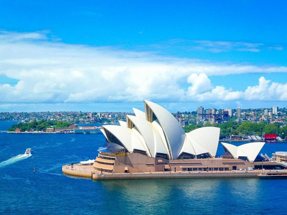 Moving To Sydney Australia
