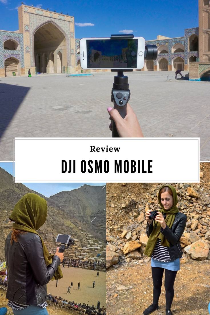 DJI Osmo Mobile Review